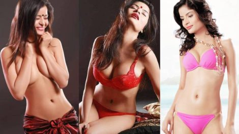 Gehana Vasisth Hot Bikini Pictures Collection