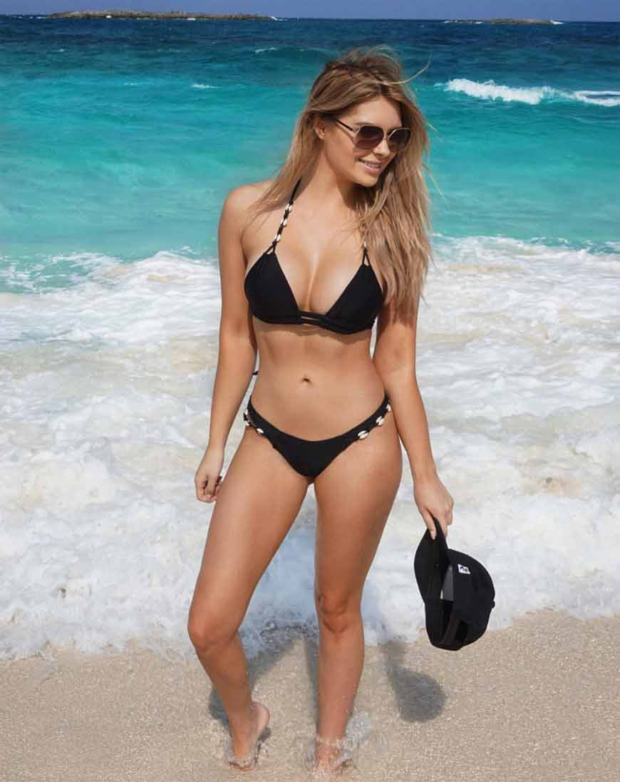 Eugenie-Bouchard-in-black-bikini