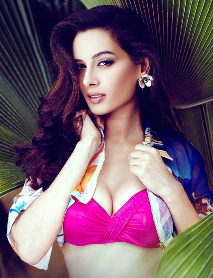 sexy pics of evelyn sharma showing curvy boobs