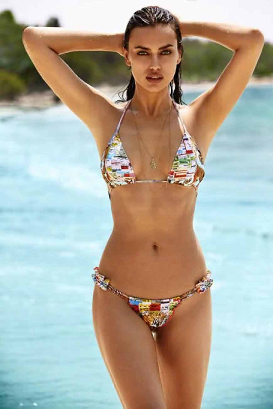 Irina-Shayk--Bikini-shoot-for-Agua-Bendita-lingerie-pictures-of-irina-shayk-in-printed-bikini