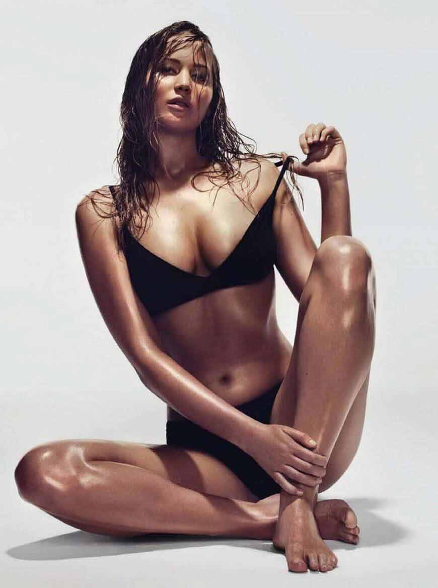 sexy-Jennifer-Lawrence-black-bikini-photos-images