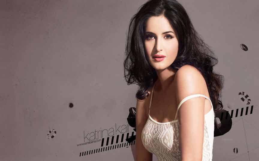 bollywood actress katrina kaif photos in a off-shoulder top