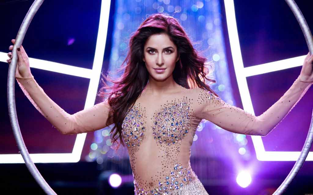 Sexy Actress Katrina Kaif Hd Wallpapers from a Movie Dhoom 3