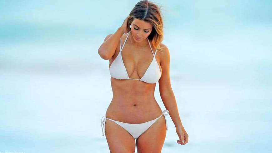 Kim-Kardashian-Lingerie-thong-Wallpapers
