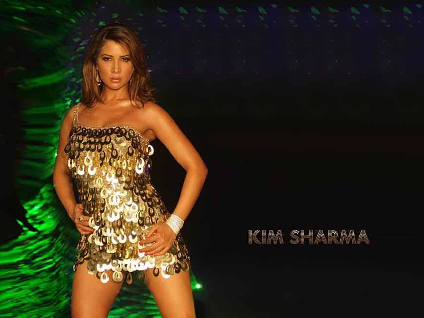 bollywood kim sharma latest hot pictures