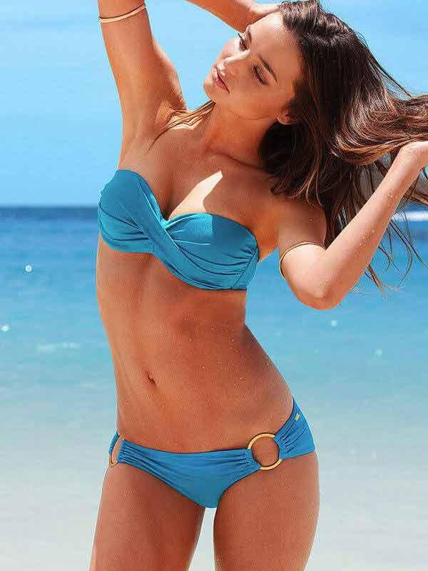 miranda kerr bikini pictures near beach
