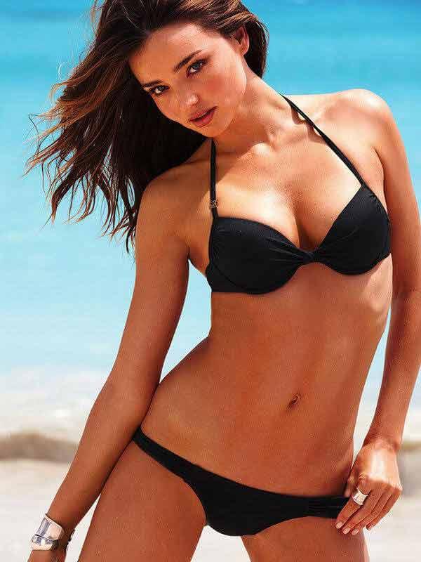 sexy images of miranda kerr in bikini