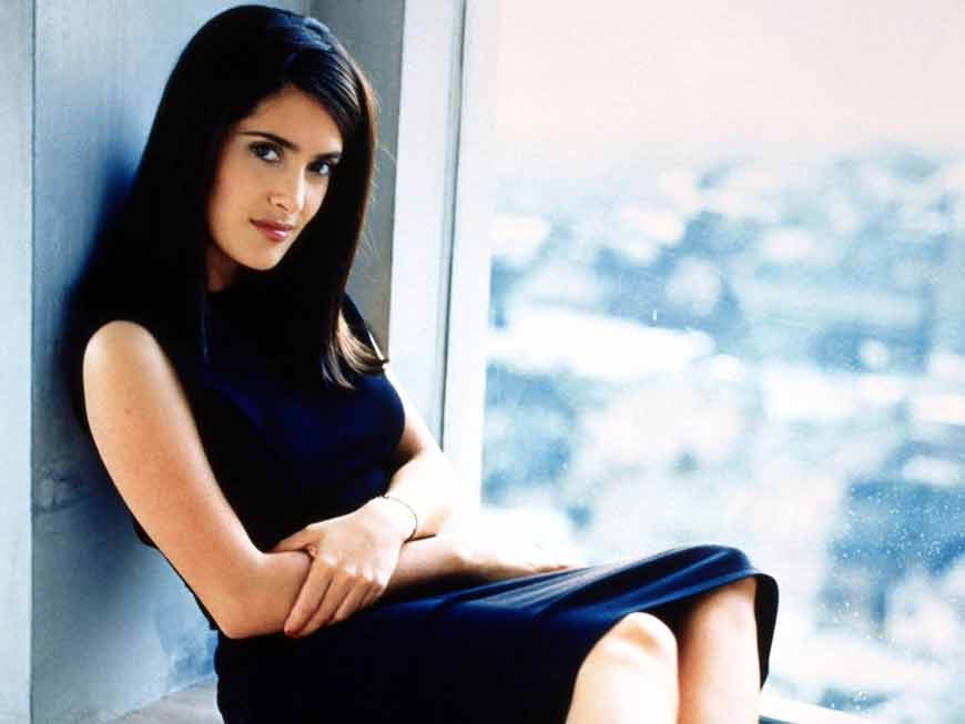 cool salma hayek hd pictures