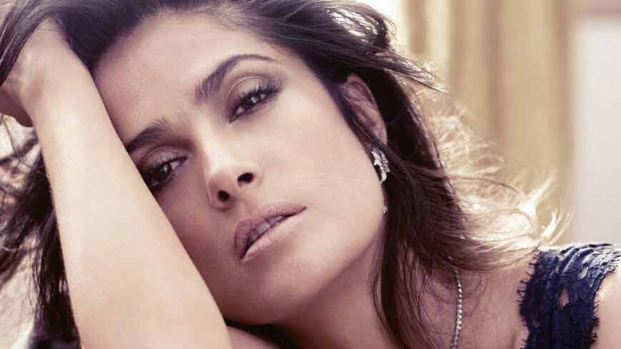 full salma hayek hd images for wide screens
