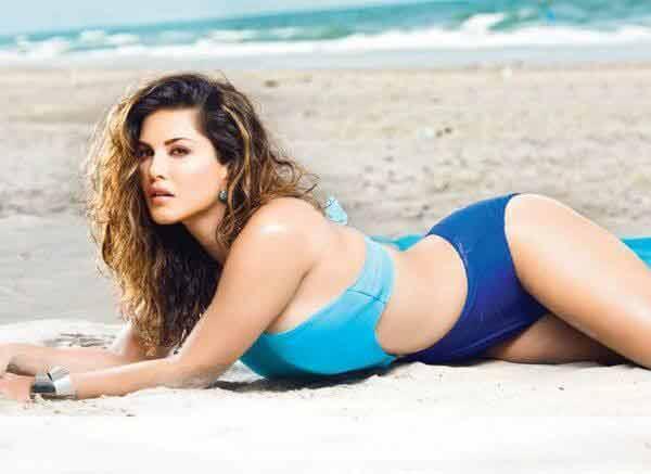 actress sunny leone looks super sexy in bikini pictures