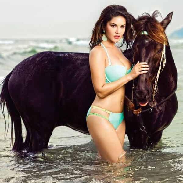 Sunny Leone Bikini and Fashion Style Photos