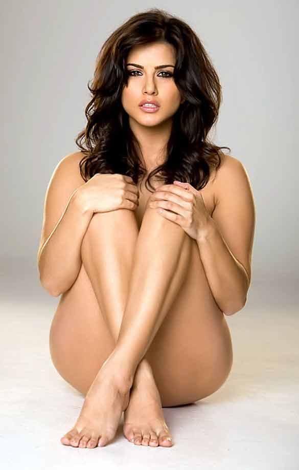Sunny Leone nude full hd near nude photos