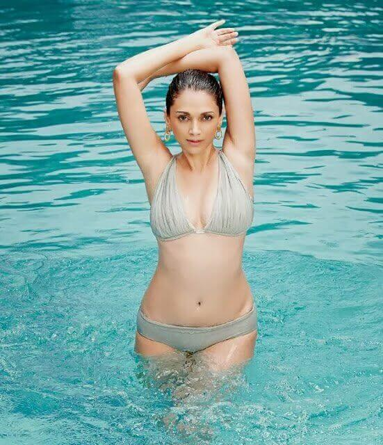 aditi rao hydari bikini photoshoot for gq