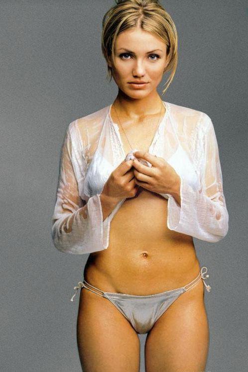 cameron diaz in sexy bikini pictures