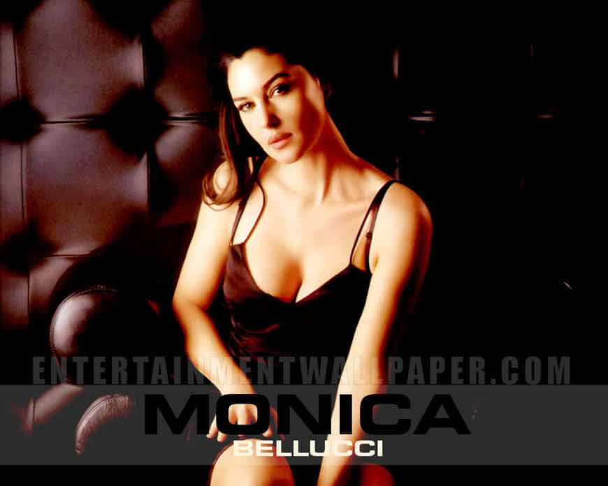 monica bellucci hot and sexy hd wallpapers for wide screens
