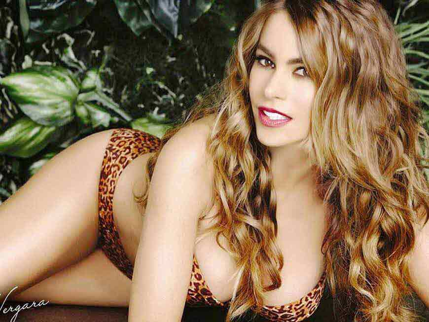 sofia-vergara-hot-look-in-sexy-bikini