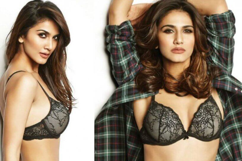 sexy boobs show of vaani kapoor in pictures