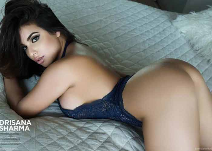 huge-butt-show-Drisana-Sharma-photos