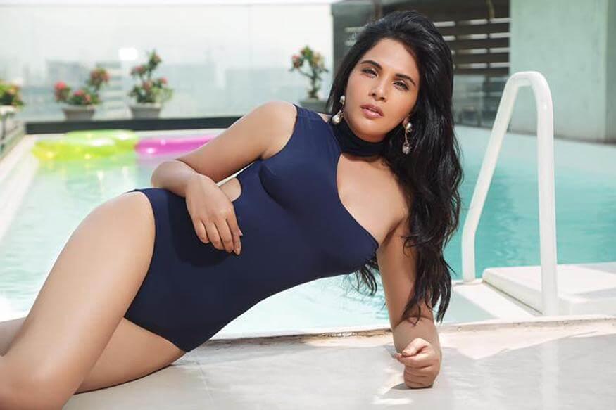 hot-richa-chadha-raises-the-temperature-in-bikini-pictures