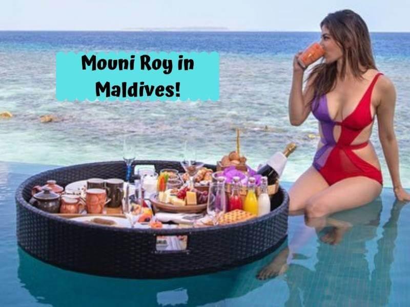 mouni-roy-bikini-pictures-relaxing-and-enjoying-her-food-on-pool-in-maldives