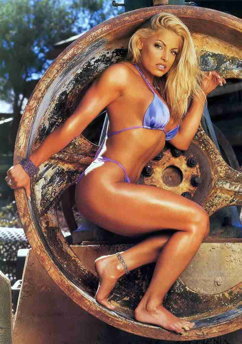 trish-stratus-raises-the-heat-in-blue-bikini-thong