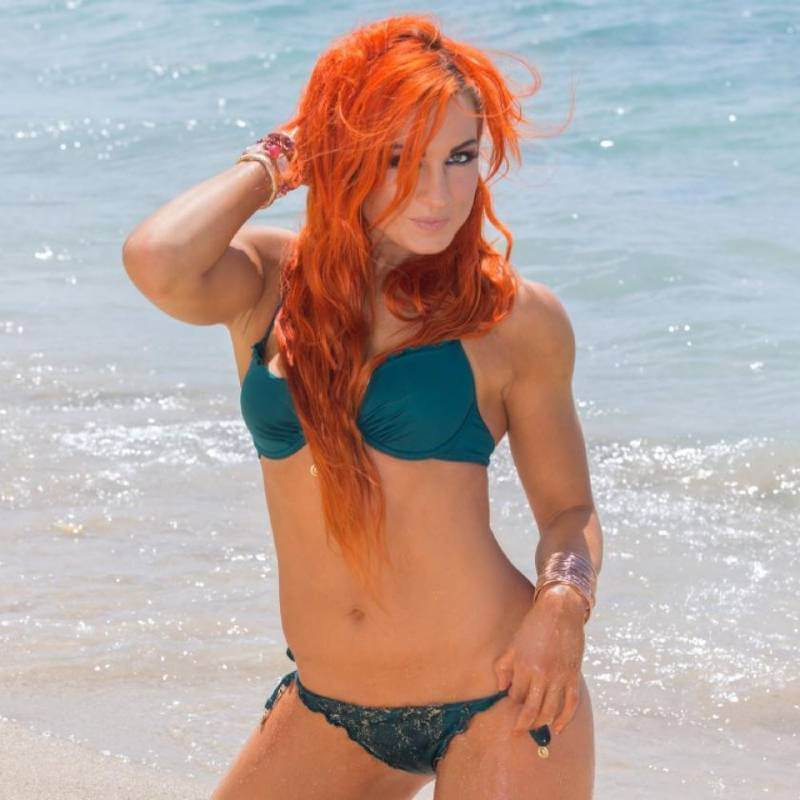 wwe-becky-lynch-in-tiny-bikini-images-on-beach-photoshoot