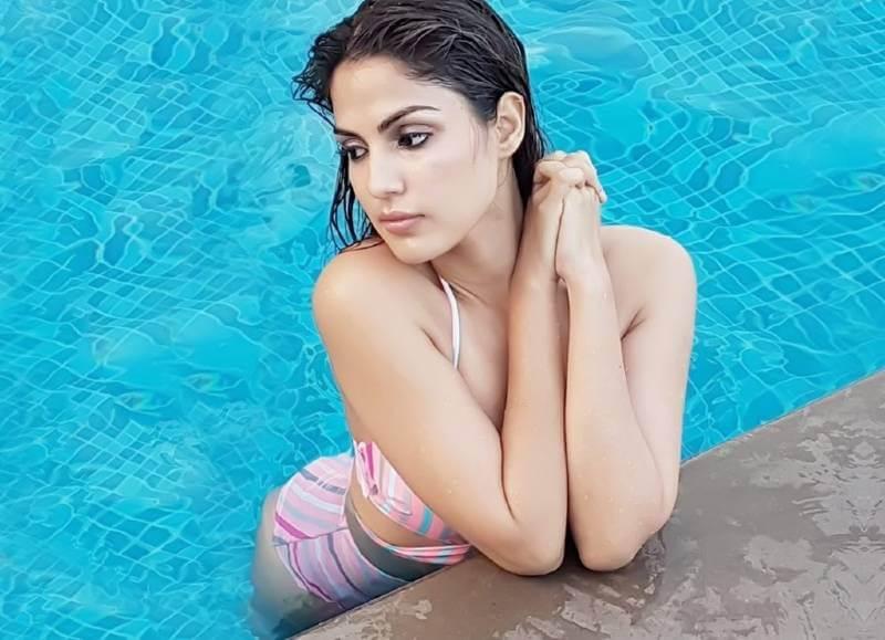 Rhea-Chakraborty-Hot-In-Bikini-Photoshoot