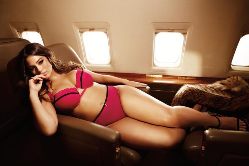 Ashley-Graham-Lingerie-photoshoot-for-Addition-Elle-La-Scala