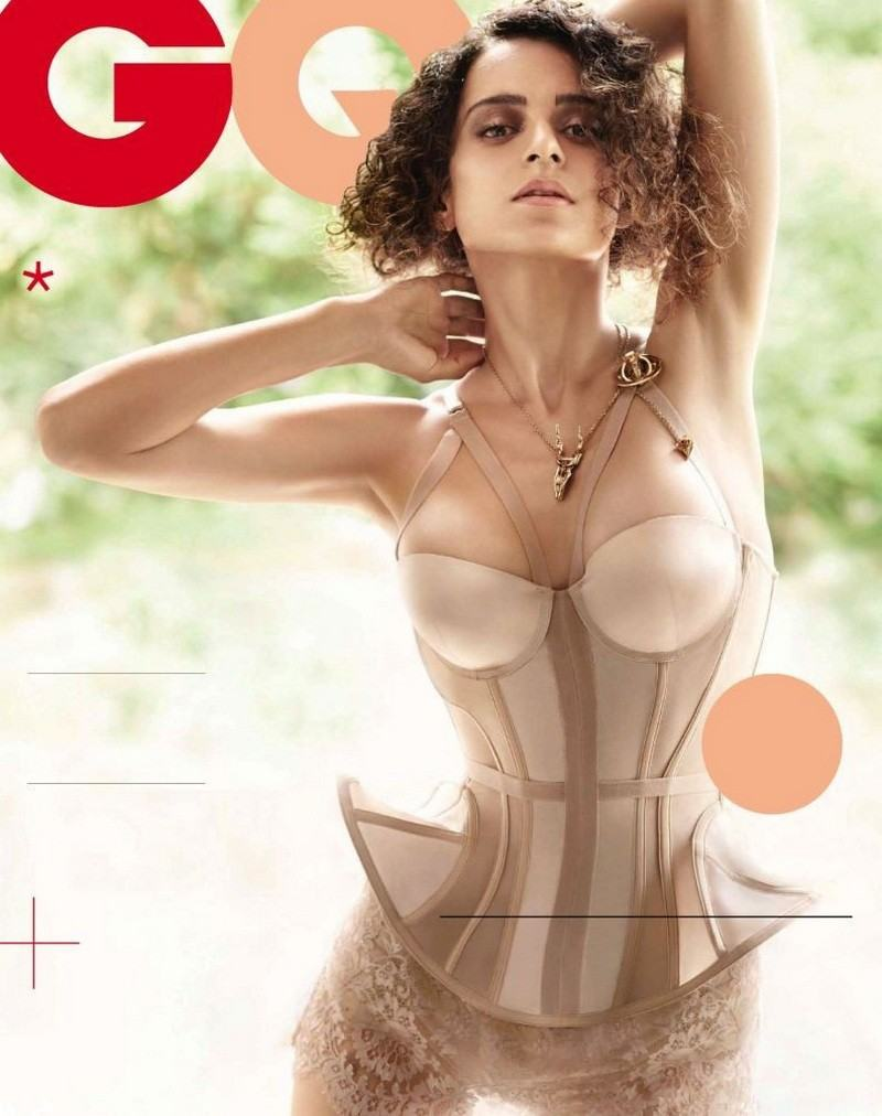 Kangana-Ranaut-flaunting-her-hot-body-in-bikin-for-GQ-India
