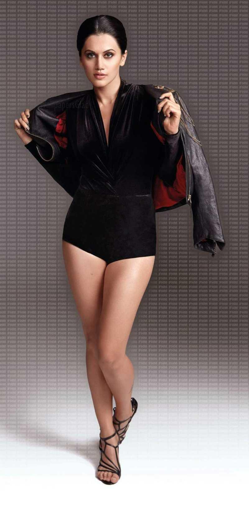 taapsee-pannu-bikini-photoshoot-display-her-hot-legs