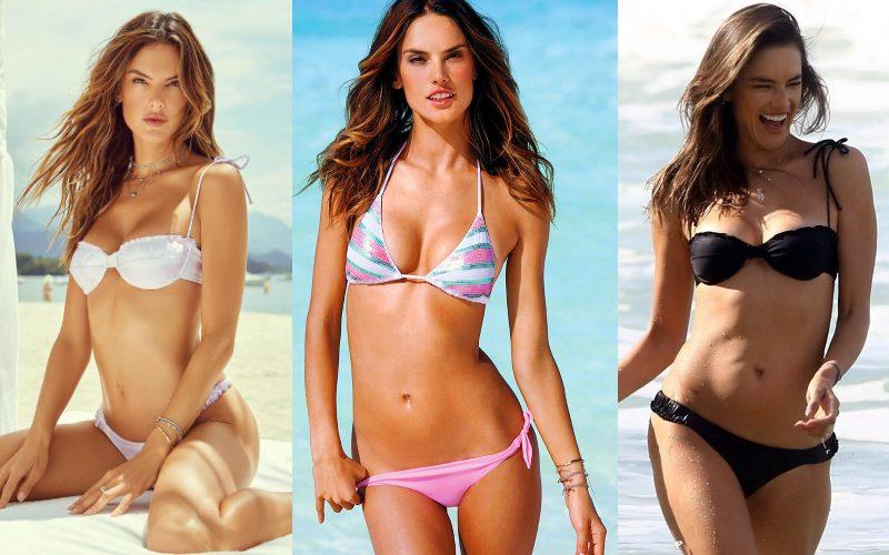 United-states-victoria-secret-model-Alessandra-Ambrosio-bikini-pictures-photos-images