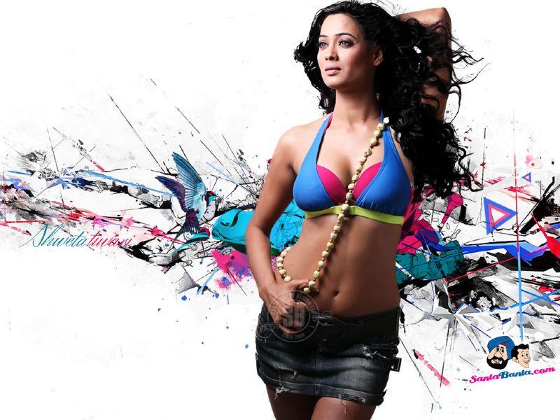 shweta-tiwari-bikini-images-showing-her-sexy-curves